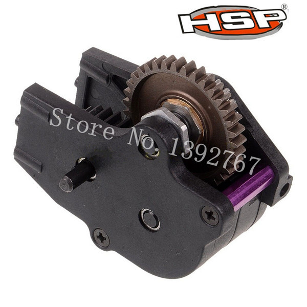 08023 Main Gear Box HSP Spare Parts Accessories For 1/10 Model RC Car Nitro Power Off Road Monster Truck 4WD 94108 TYRANNOSAURUS