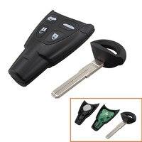 433MHz Key Fob Keyless Entry Remote Control For Saab 93 95 9 3 9 5 2003