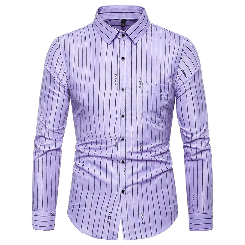 Рубашка мужская уличная chemise homme Летняя мужская рубашка рубашки с длинными рукавами тонкая Удобная рубашка с длинными рукавами Y613