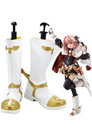 Fate Apocrypha Astolfo Cosplay Shoes Boots Halloween Christmas Shoes European Size
