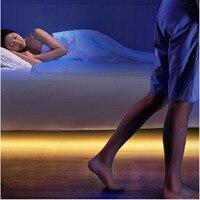 Zipi Modern High Technology Intelligent Motion Sensing LED Bed Lights Bedroom Baby bed Lamp Hotel Wardrobe Lamps