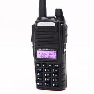 Image 4 - 1Pcs/2Pcs Walkie Talkie Baofeng UV 82 Radio Station 5W Draagbare Baofeng Uv 82 Radio Amateur BF UV82 dual Ptt Twee Manier Radio 2 PTT
