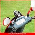 Soporte para Teléfono Universal Scooter Motocicleta Espejo Montar Soporte para Teléfono Móvil Soporte para el Teléfono Elegante GPS