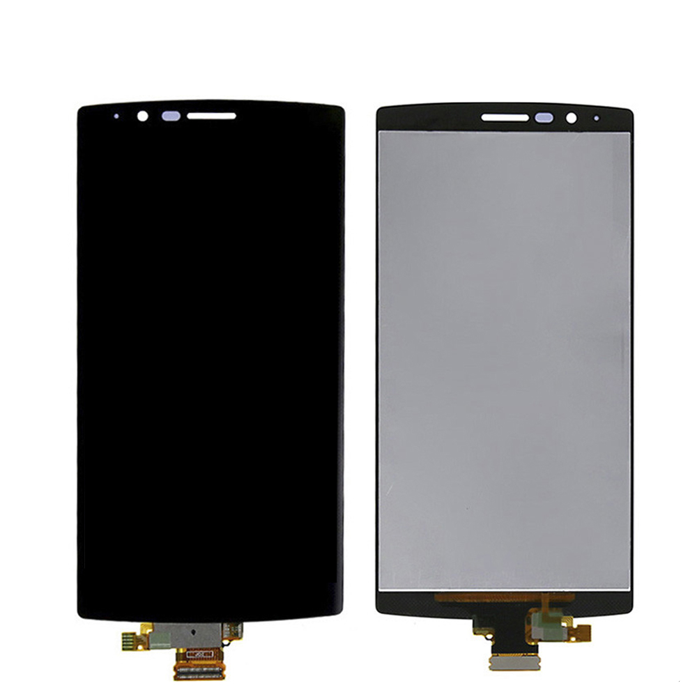 Hot-Truth Display For LG G4 H815 H810 H811 VS986 LS991 LCD Touch Screen Digitizer Assembly Replacement with Frame For LG G4 LCD image