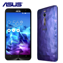 NEUE Original ASUS Zenfone 2 Deluxe ZE551ML Quad Core 64 GB ROM 4G RAM handy Android 5.0 Dual SIM 3000 mAh 4G LTE 13.0MP NFC