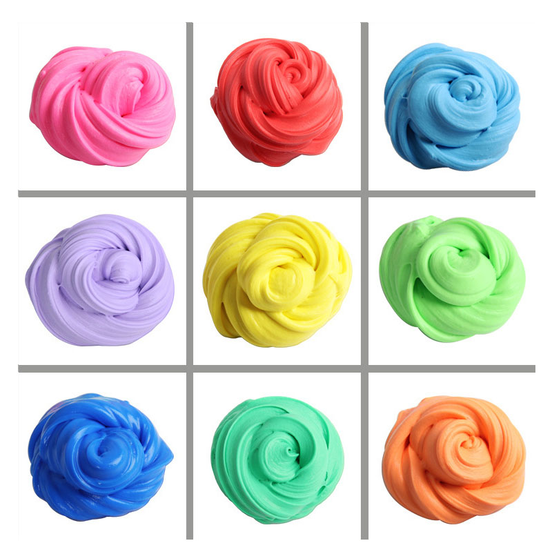 Slime charms 30g Slime Toys Supplies Charms Plasticine Gum Polymer Clay 20