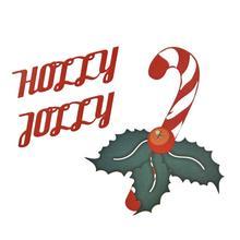 Happymems Christmas Dies Crutch Card Making Stencil Metal Cutting Scrapbooking Silver DIY Words embossing Crafts
