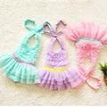 3 цвет купальник девушки цельный купальники дети купальный костюм русалочка детский купальник сплошной дети