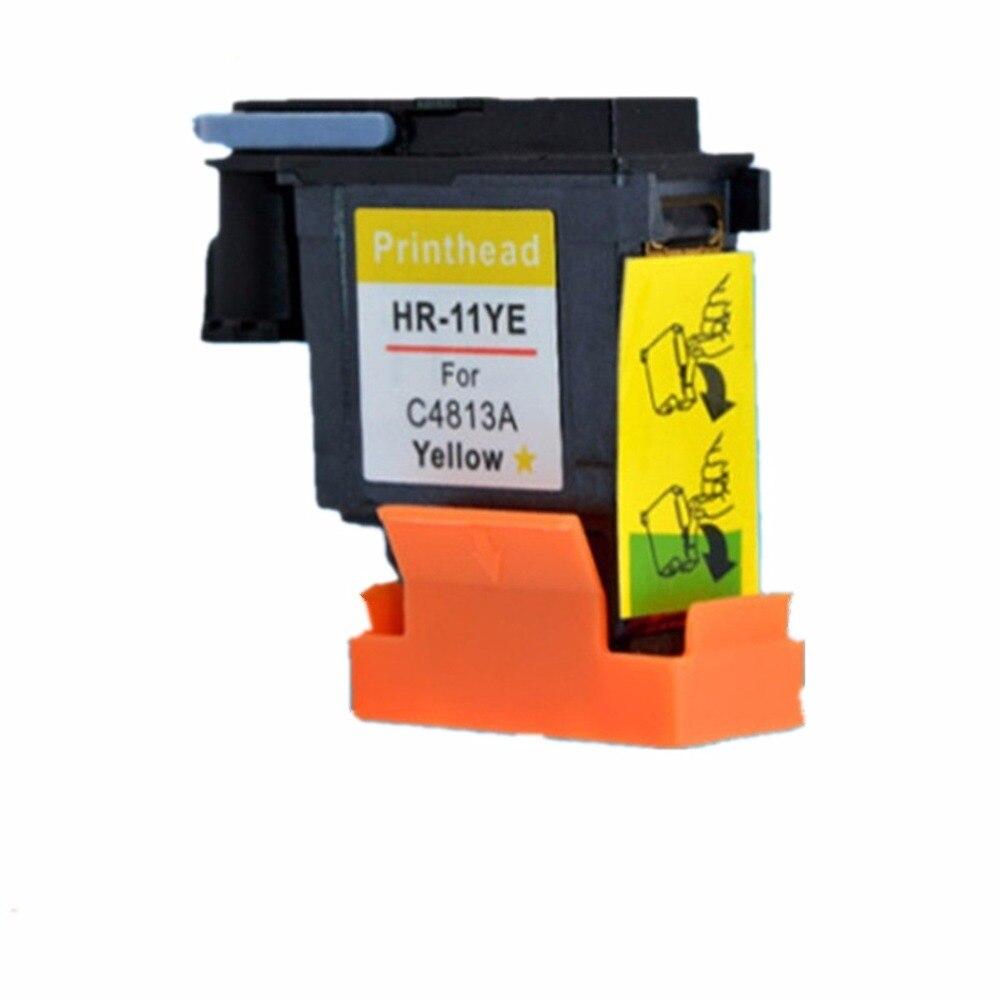 Yenidən hazırlanmış çap başlığı HP11 HP 11 C4810A C4811A - Ofis elektronikası - Fotoqrafiya 5