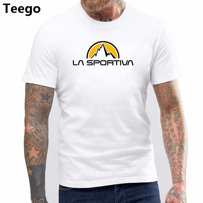 La Sportiva t-shirt Top Pure Cotton Men T Shirt