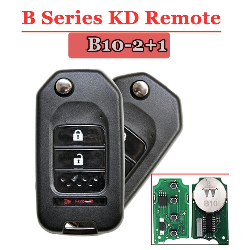 (1ks) B10 (2 + 1) Tlačítko KD900 Vzdálené dálkové tlačítko pro keydiy KD900 URG200 Machine