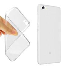 TPU przezroczysta silikonowa obudowa telefonu dla Xiao mi czerwony mi 6 6A 4X 4A 5A 5 Plus przypadku należy zwrócić uwagę 7 8 4 5 Pro Pocophone f1 mi A1 etui na telefon komórkowy tanie tanio JoyKiworld Aneks Skrzynki Soft TPU Clear Case XIAOMI Redmi 5 Plus 4X Redmi Mi Max 2 Redmi 4A Redmi Note 4 4X Redmi Nocie