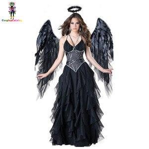 Adult Women Halloween Evil ang
