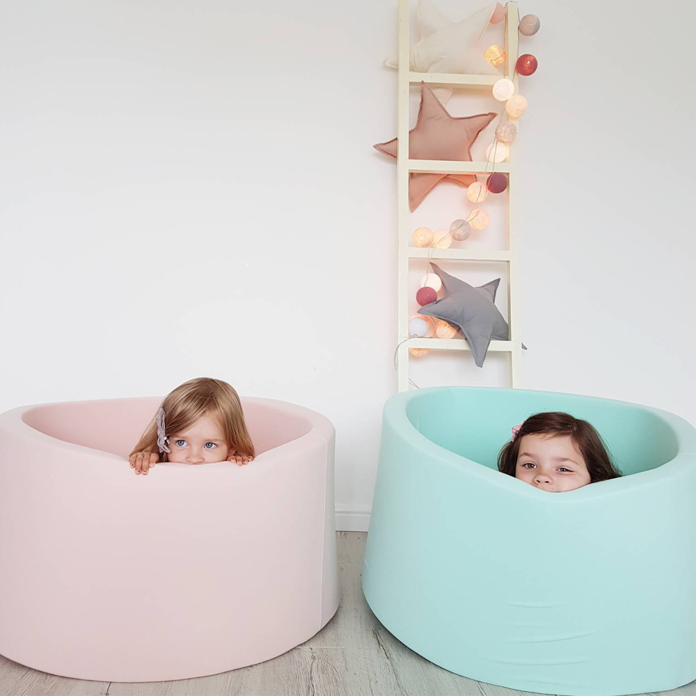 Image 5 - Baby Ocean Ball Pool Pit Fencing Manege Round Play Pool for Baby Play Ball Playground For Toddlers yard games Childrens TentBall Pits   -