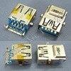 10 stks/partij 3.0 USB Jack Socket Connector voor Lenovo B40-30 E40-30 G40-70 B50-30 G50 G50-30 G50-75 G50-80 Z50 Z50-75 USB 3.0 poort