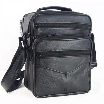 5c08d29d051a Лидер продаж, Модные Дизайнерские мужские сумки на плечо, Сумки из ...