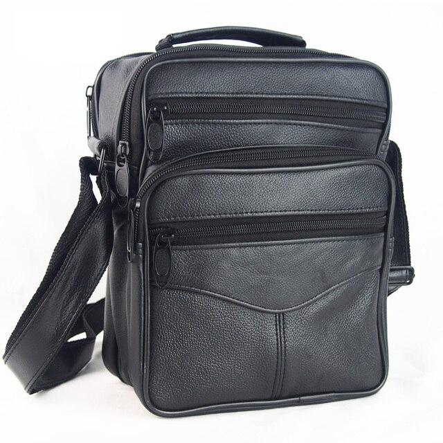 رائجة البيع مصمم أزياء الرجال حقيبة الكتف حقائب جلد طبيعي حقائب كروسبودي حقائب للرجال رسول حقيبة أعمال Bolsa