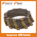 Clutch Disc Friction Plates Set 8pcs for YZF-R6 YZF R6 99-05 00 01 02 03 04 05  YZF R6S 01-09 01 02 03 04 05 06 07 08 09
