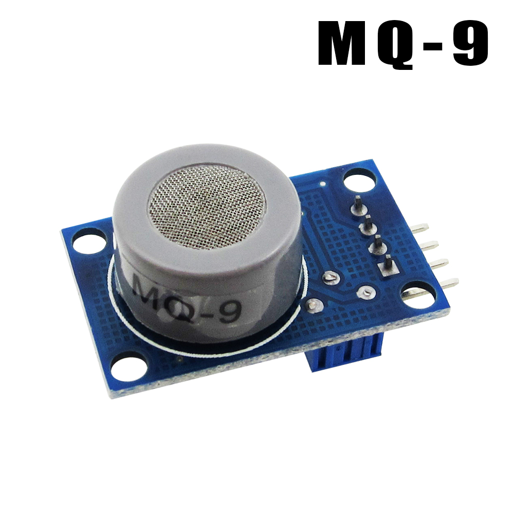 10PCS MQ-9 carbon monoxide module combustible gas sensor detection alarm module