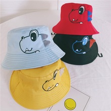 Cute Baby Hats Summer Spring Boys Girls Print Caps Kids Cartoon Hat Sunhat  Enfant Newborn Accessories