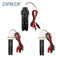 DC12V 15 Вт, 20 Вт, хит продаж 40 Вт энергосберегающие черный свет компактная люминесцентная лампа ультрафиолетовые лучи разведение ловушка ламп...