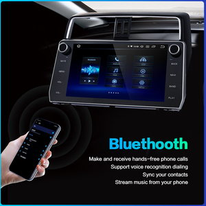 "Image 4 - Dasaita Auto Radio DSP Android 10,0 für Toyota Neue Prado Navigation 2018 Autoradio GPS 10.2 ""IPS Multi Touch Screen MAX10"