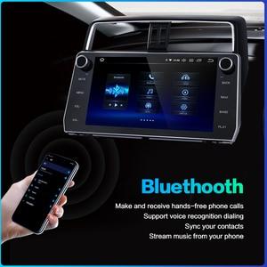 "Image 4 - Dasaita Auto Radio Dsp Android 10.0 Voor Toyota Nieuwe Prado Navigatie 2018 Autoradio Gps 10.2 ""Ips Multi Touch Screen MAX10"