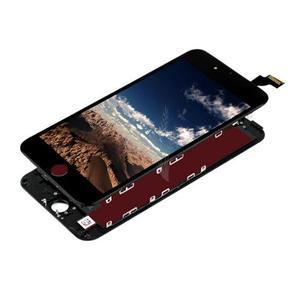 Image 3 - شاشة LCD كاملة أو شاشة تجميع كاملة لهاتف آيفون 5 5G 5s 5C أو لهاتف آيفون 6 6s بدون زر الصفحة الرئيسية وكاميرا أمامية