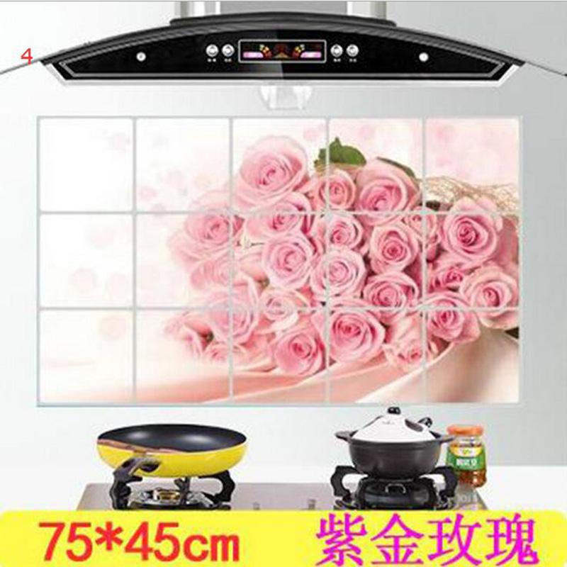 HTB1u4FMOXXXXXa5XVXXq6xXFXXXi - kitchen Anti-smoke Decorative wall sticker Resistant to high aluminum foil tiles cabinet