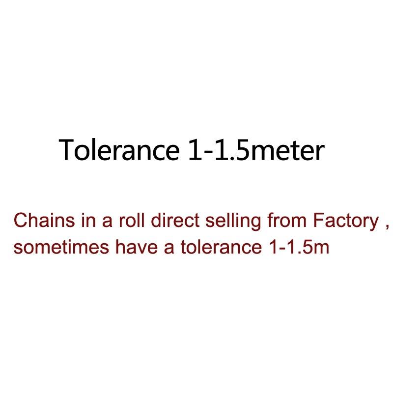 100 metros em um rolo Mulheres 3 milímetros Cadeias figaro colar de prata Colar DA FORMA do Aço Inoxidável de Alta Qualidade Por Atacado 0.8 3:1 - 5
