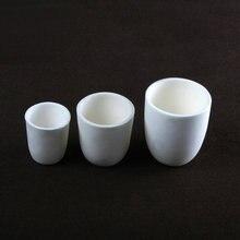 1 шт./лот 10/20/30/50/100/150/200 мл/250/500 мл Алюминий керамика окиси тигель