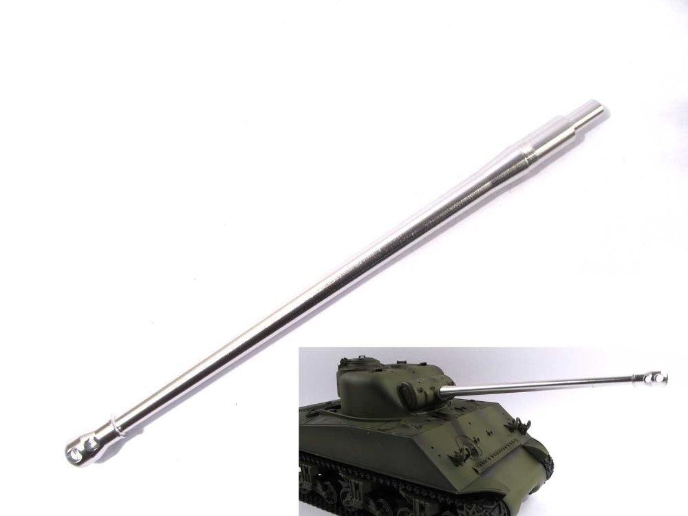 New Mato metal upgrade tank part Sherman firefly barrel for Heng Long 1:16 1/16 3898 1 Sherman M4A3 rc tank