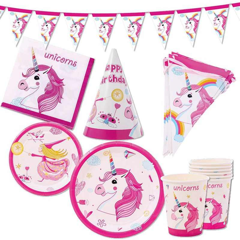 Detail Feedback Questions About Unicorn Party Kits 1st Birthday