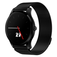 Haweel Smart Wristwatch With Heart Rate Monitor 1 22 Screen Bluetooth Smart Watch Sport Real Time