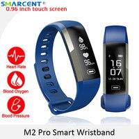 M2 Pro R5MAX Smart Fitness Bracelet Watch Intelligent 50 Word Information Display Blood Pressure Heart Rate