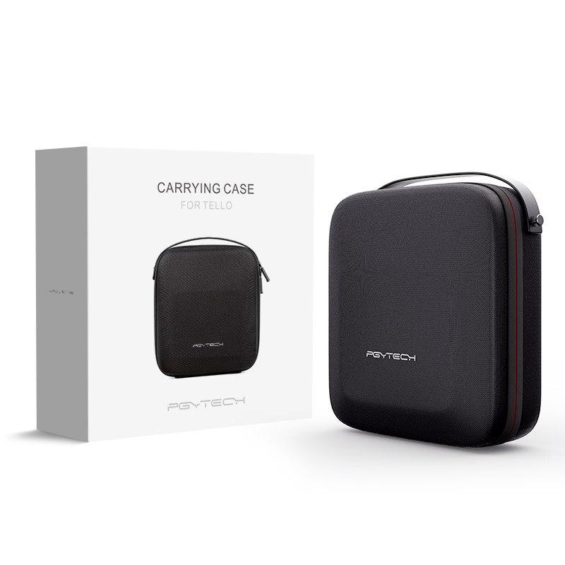 PGYTECH Tello Case Bag Portable EVA Bag For DJI Tello Carrying Case Drone Controller Bag Battery Cables Accessories