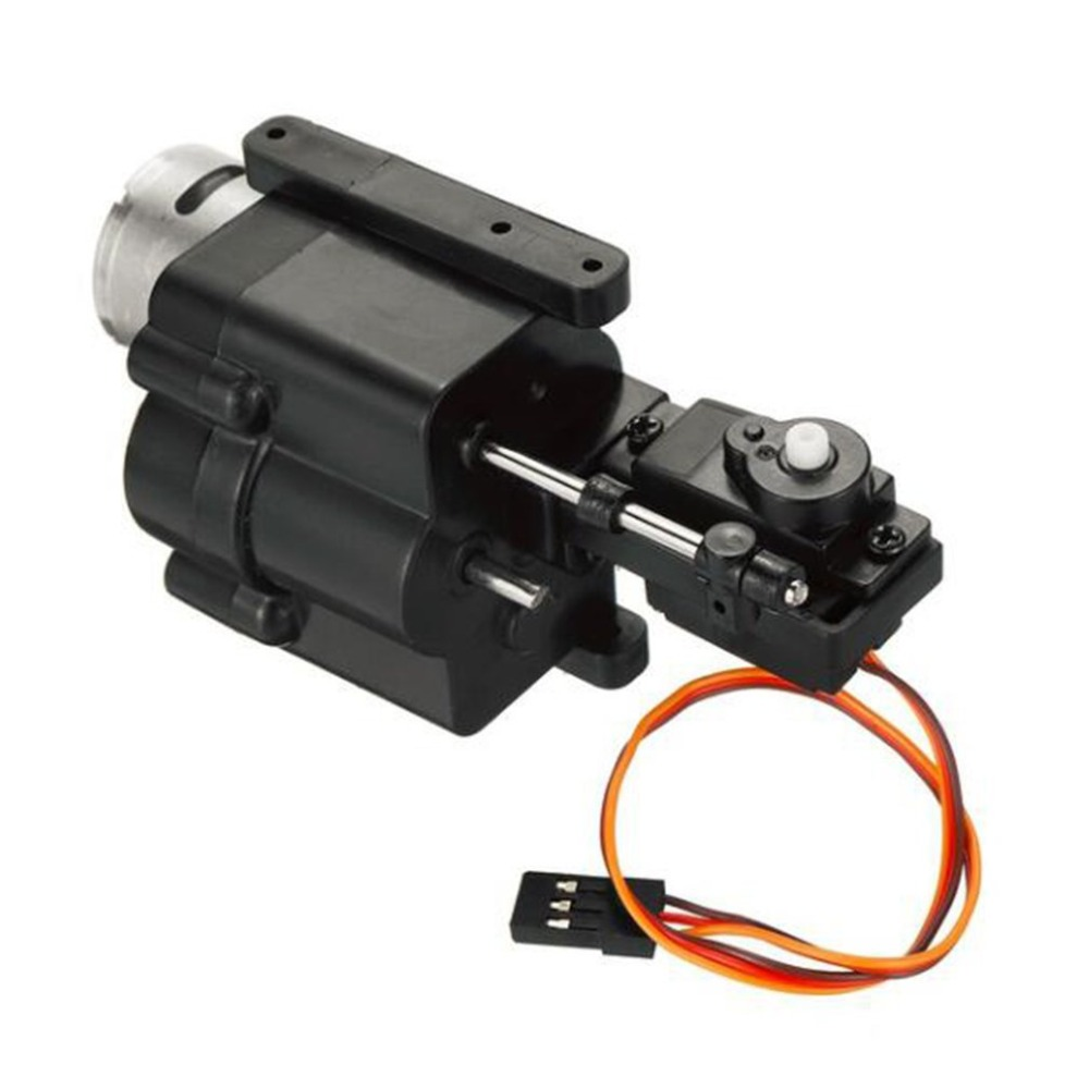 Speed Change Gear Box for WPL B-1 B-24 B-16 C-24 1/16 4WD 6WD RC Car Crawler 10km/h-30km/h Remote Control Parts & AccessorySpeed Change Gear Box for WPL B-1 B-24 B-16 C-24 1/16 4WD 6WD RC Car Crawler 10km/h-30km/h Remote Control Parts & Accessory