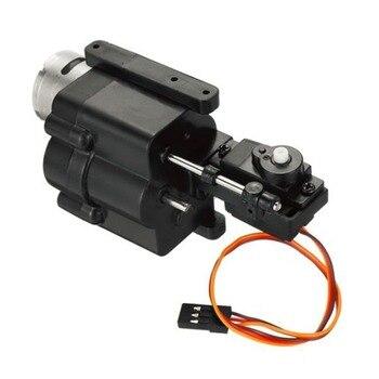 Speed Change Gear Box for WPL B-1 B-24 B-16 C-24 1/16 4WD 6WD RC Car Crawler 10km/h-30km/h Remote Control Parts & Accessory