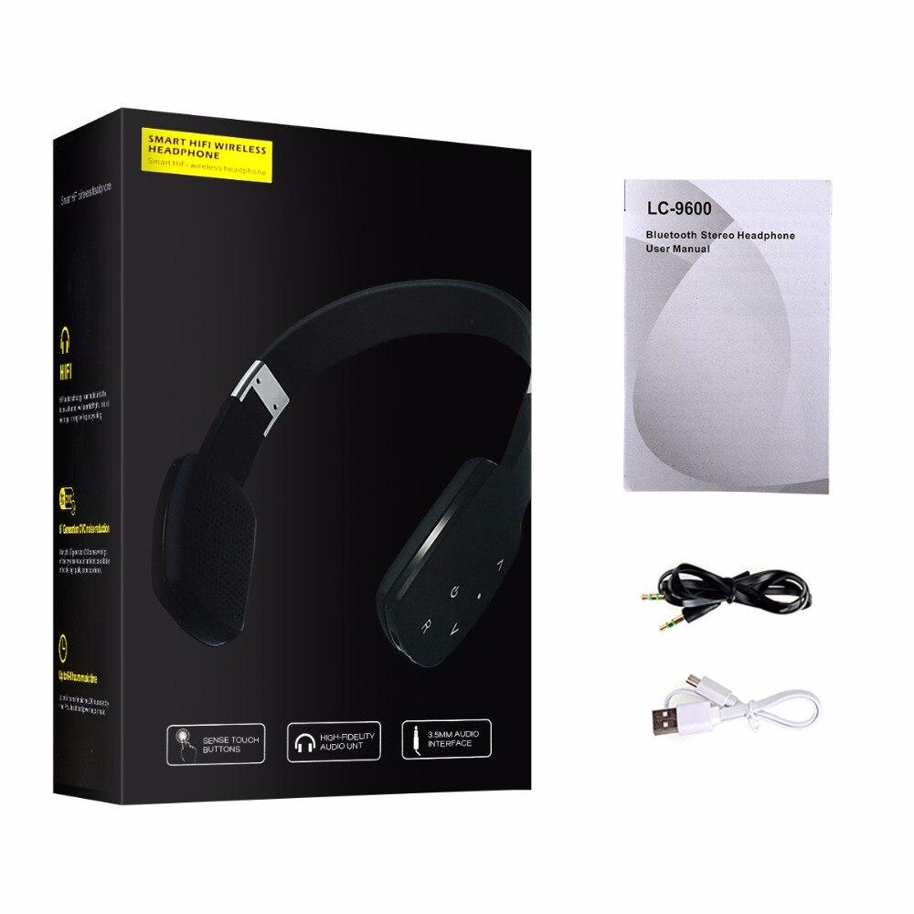 Noyazu LC-9600 Smart HIFI Bluetooth 4.1 Auriculares / auriculares - Audio y video portátil - foto 6