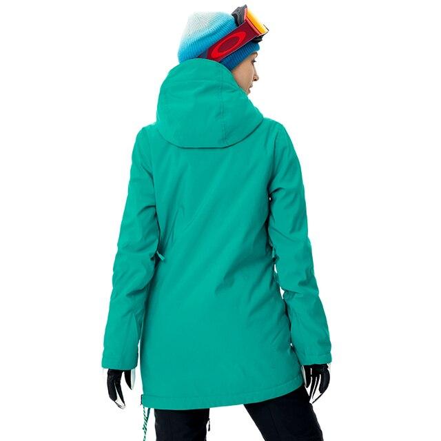 Women Snowboard Jackets 1