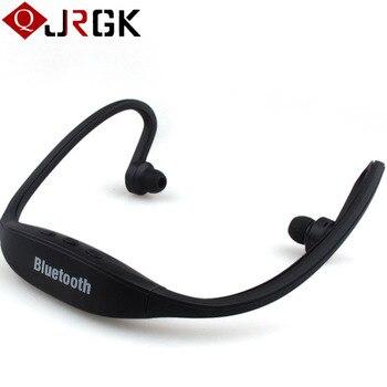 51b11d4aea3 Auriculares Bluetooth JRGK con micrófono auriculares inalámbricos soporte  tarjeta TF juego luz LED plegable Radio FM para teléfono Xiaomi