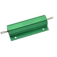 Монтироваться на шасси Алюминиевый Корпус 100 Вт Вт 6 Ом Проволочный Резистор