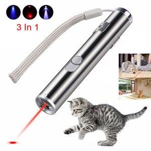 3 In 1 Laser Pointer Flashligh
