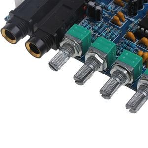 Image 5 - Dual Power Microphone Amplifier Board Sound AMP Module Digital Reverb Plate