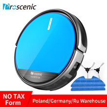 Proscenic 811GB Robot Vacuum Cleaner Intelligent Water Control Low Noise Boundary Magnetic Marker APP Aspirador