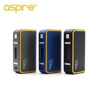 Aspire Archon 150 W TC Mod powered by 2 adet 18650 pil özellikleri Özelleştirilebilir Ateşleme Düğmesi Profilleri