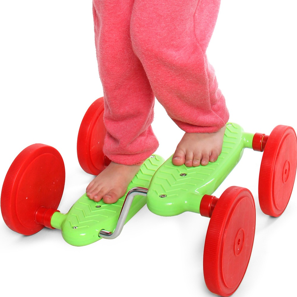 Free Shipping Children Ride Balanced Car Driving Foot Scooters Baby Fitness Training Toy Baby Walker Toy Truck