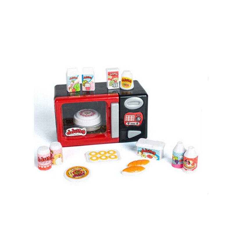 Simulation Küchengeräte Mikrowelle Spielzeug für Mädchen Kinder ...