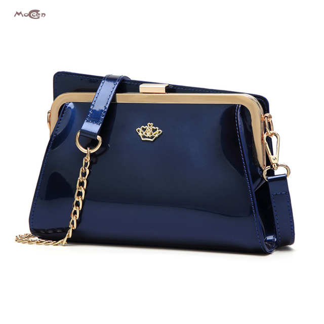 19693c5feb Moccen Women Messenger Bag Chain Crossbody Sling Bag For Women Designer  Luxury Brand Satchel Ladies Bao Bao Bolsa Feminina