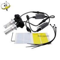 Car Light Headlight Bulb Auto H7 LED Chip Lamp 30W 6000k Headlamps For Toyota RAV4 KIA